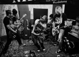 Green Lizard tribute to Nirvana ft. Rudeboy in najaar land door