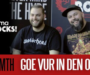 Buma ROCKS! interview: Goe Vur In Den Otto haalt angel uit metal met fun en Fleddy Melculy