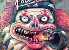 Kroepoekfabriek lanceert vuig rockend Rock 'n Rollercoaster fest: Fleddy Melculy, Black-Bone, Need