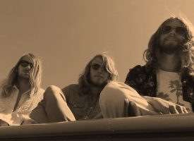 Video: The Legs met bluesy psychrocker Waterwatcher