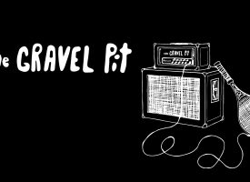 Dubbele Popronde-tip in the Gravel Pit: Charlie & The Lesbians EP-fissa met Tusky en Iguana DC!