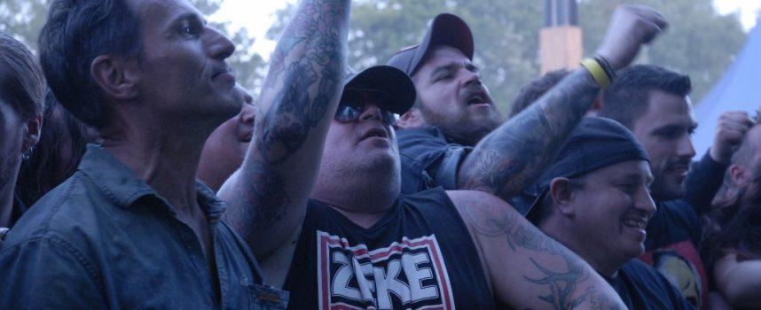 Sjock Fest: Belgische 'jonkies' Brutus, Bark en Toxic Shock spelen oude garde naar huis