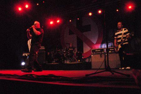 Bad Religion op Sjock, foto Timothy Aarbodem
