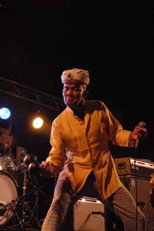 King Salami op Sjock, foto Timothy Aarbodem