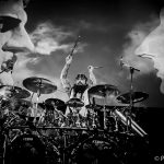 Mike Portnoy's Shattered Fortress in 013, foto Paul Verhagen