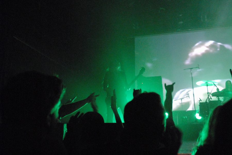 Electric Wizard, foto: Timothy Aarbodem