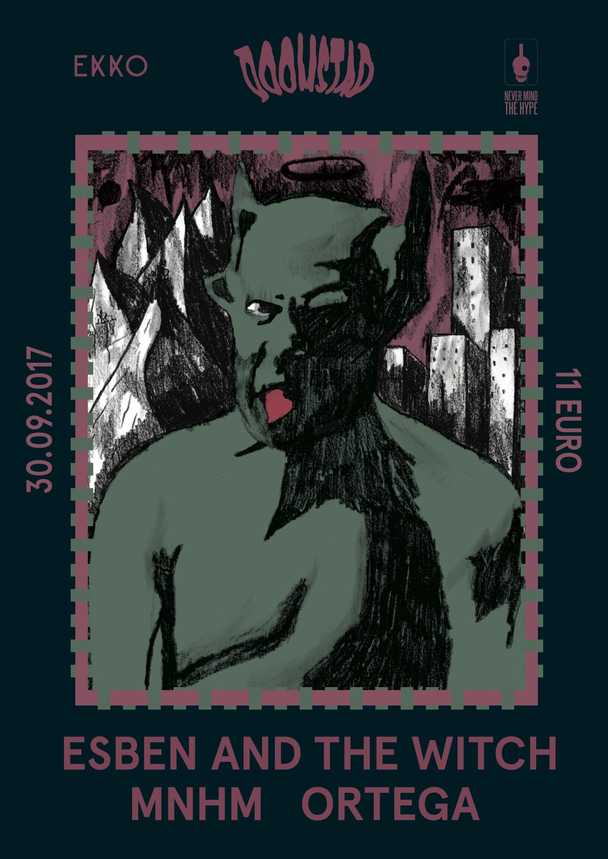 Poster Doomstad 3