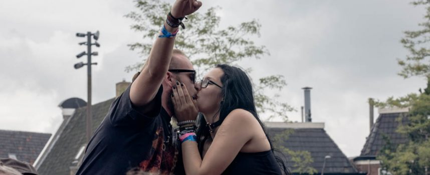 Fotoverslag Into The Grave 2017