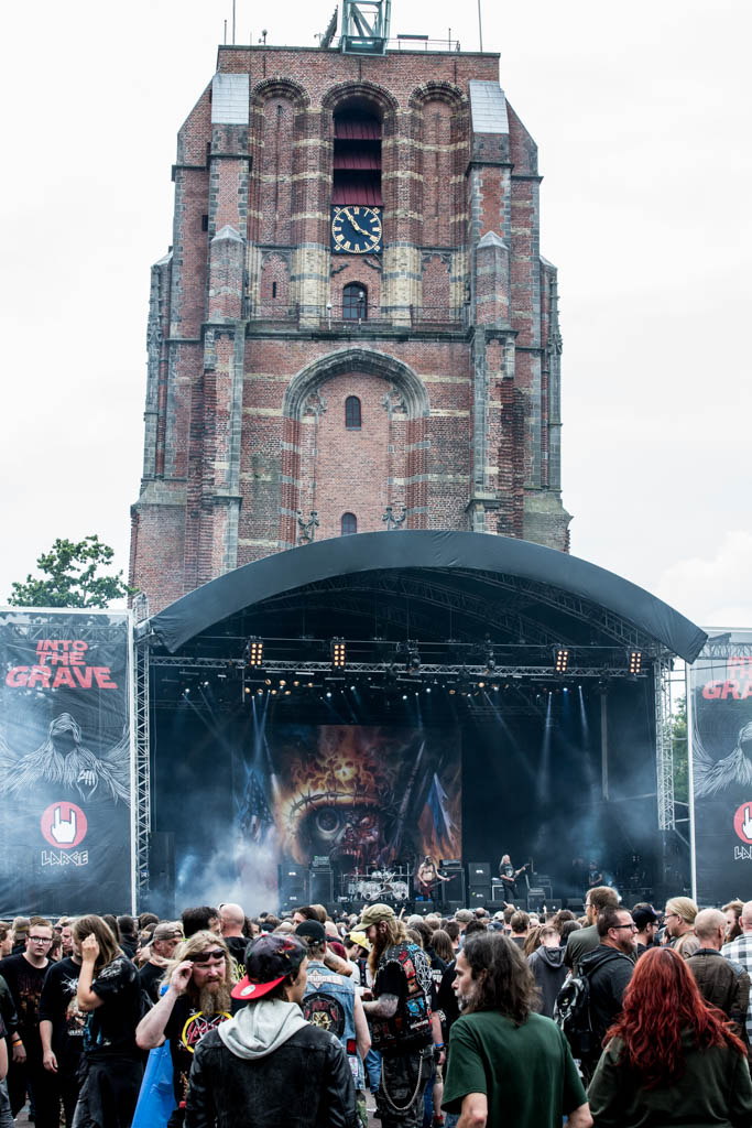 Into The Grave 2017, foto Rob Sneltjes