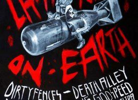 Death Alley: Last Night On Earth verbindt vrijheid kraakfeesten met liefde voor muziek