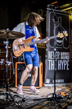 Tony Clifton op Popronde Apeldoorn. foto Reinout Bos