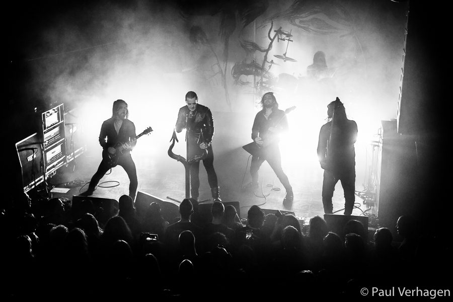 Satyricon in 013, foto Paul Verhagen