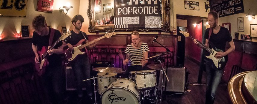 Popronde psychbluesers De Kat geven zich bloot in video's + interview
