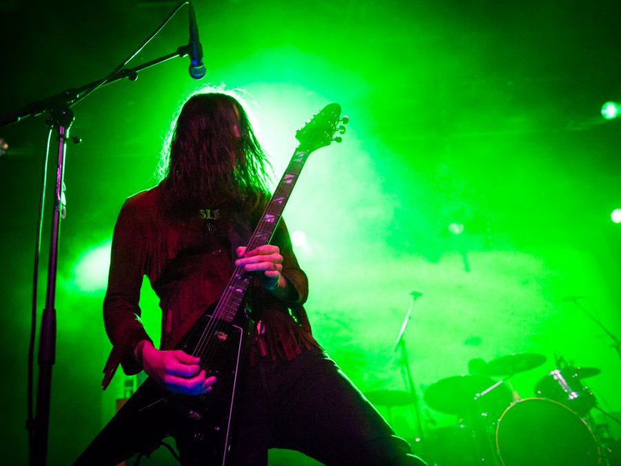 Monolord op Desertfest, Foto Roy Wolters