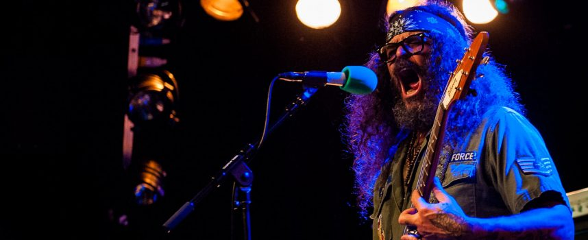 Brant Bjork en 'the Ultimate Low Desert Punk' in de Melkweg