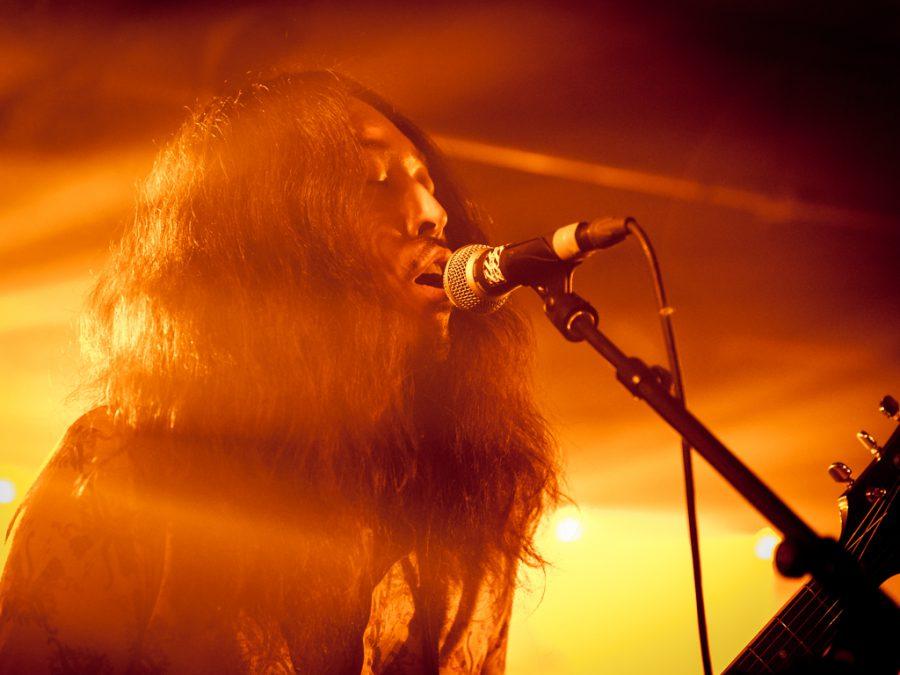 Minami Deutsch op Desertfest, Foto Roy Wolters