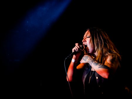 Windhand op Desertfest, Foto Roy Wolters