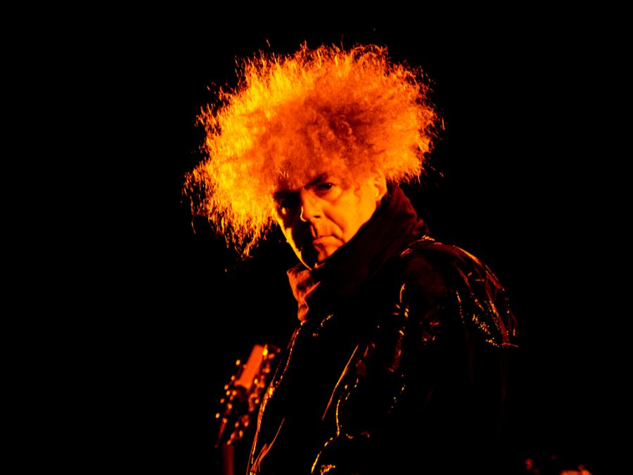 Melvins op Desertfest, Foto Roy Wolters