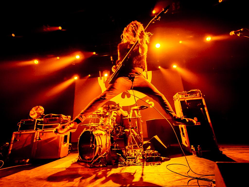 Melvins op Desertfest, Foto Roy Wolters