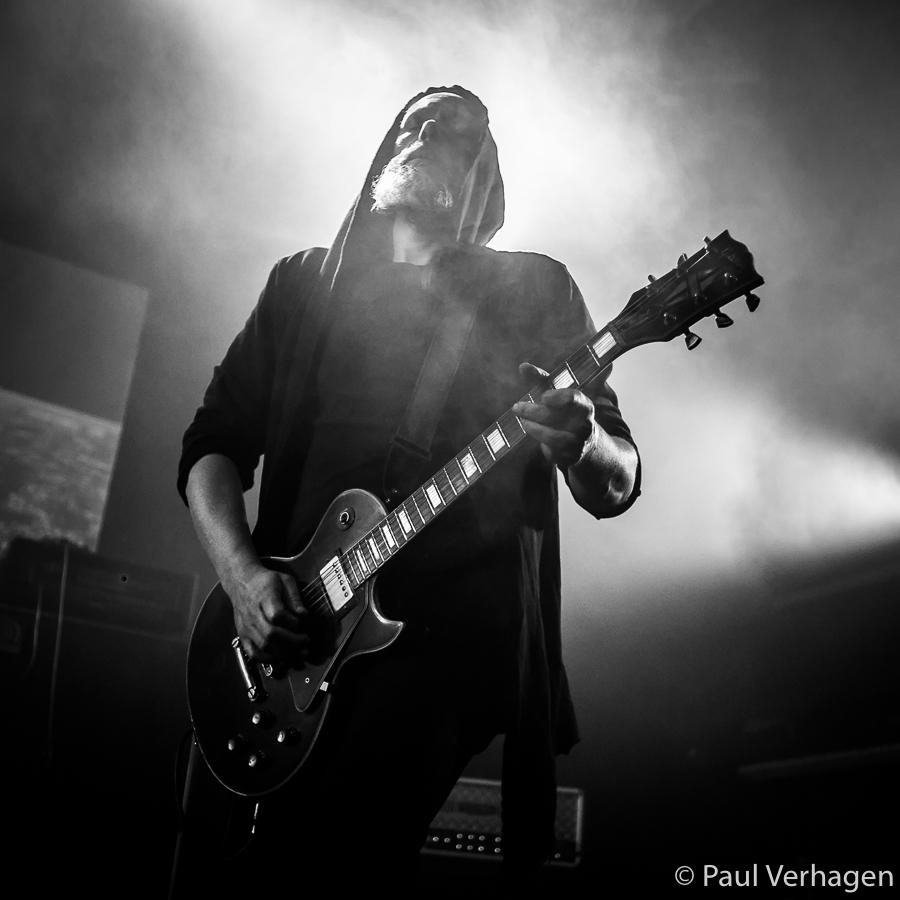 Emptiness op Soulcrusher Fest, foto Paul Verhagen