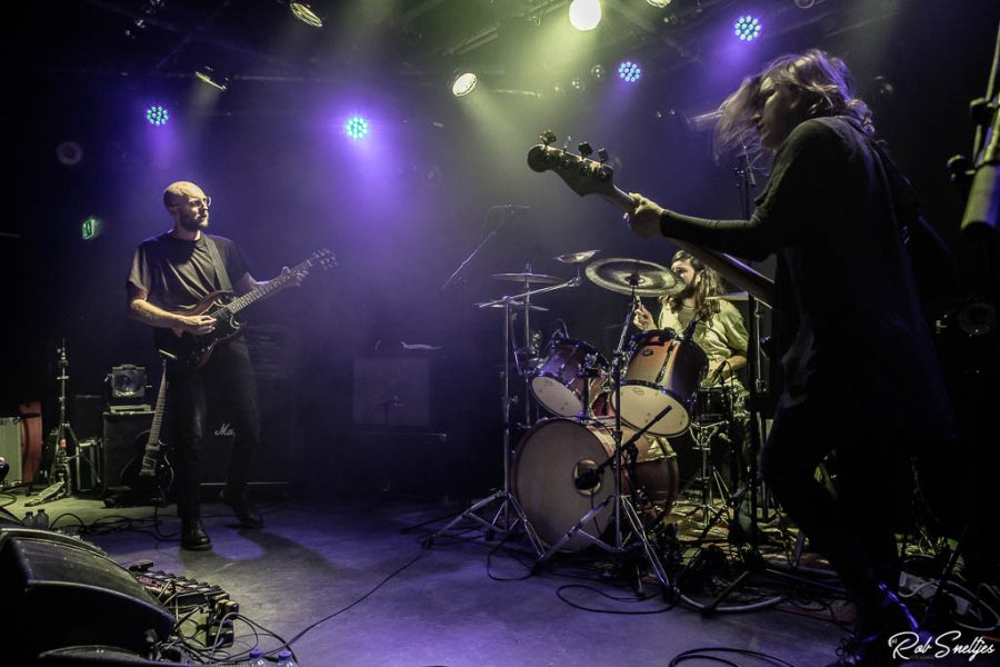Esben and the Witch op Doomstad #3, foto Rob Sneltjes
