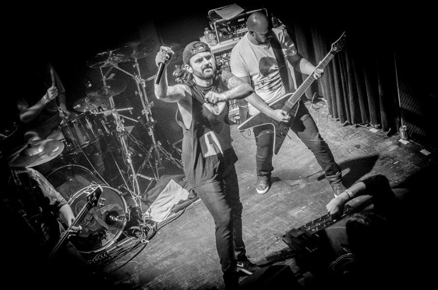 Fleddy Melculy op Rock n Rollercoaster, foto Sandra Grootenboer