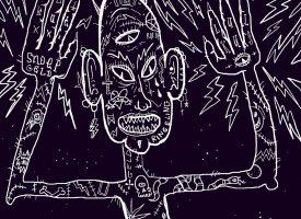 Waanzinnige plaat van Willie Darktrousers & De Splinters, maar echt
