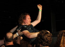 Goed begin 'rocktober' met Harlequin Fest in Baroeg Rotterdam