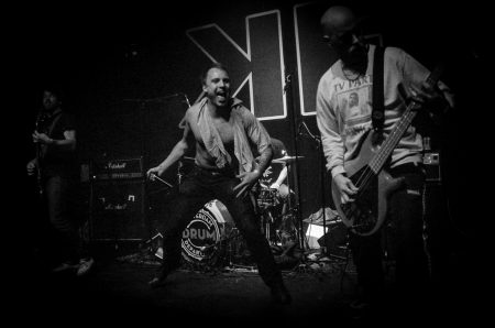 NEED op Rock n Rollercoaster, foto Sandra Grootenboer