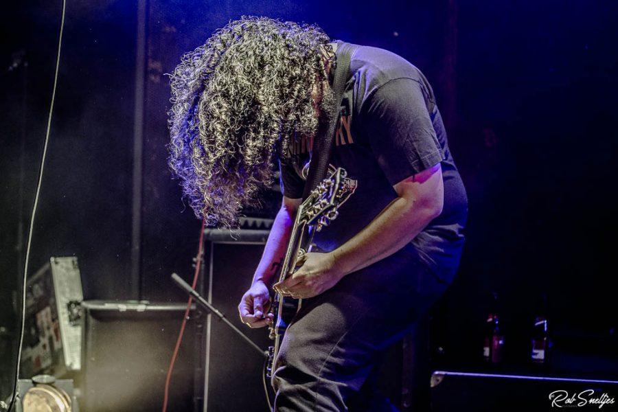 Ortega op Doomstad #3, foto Rob Sneltjes