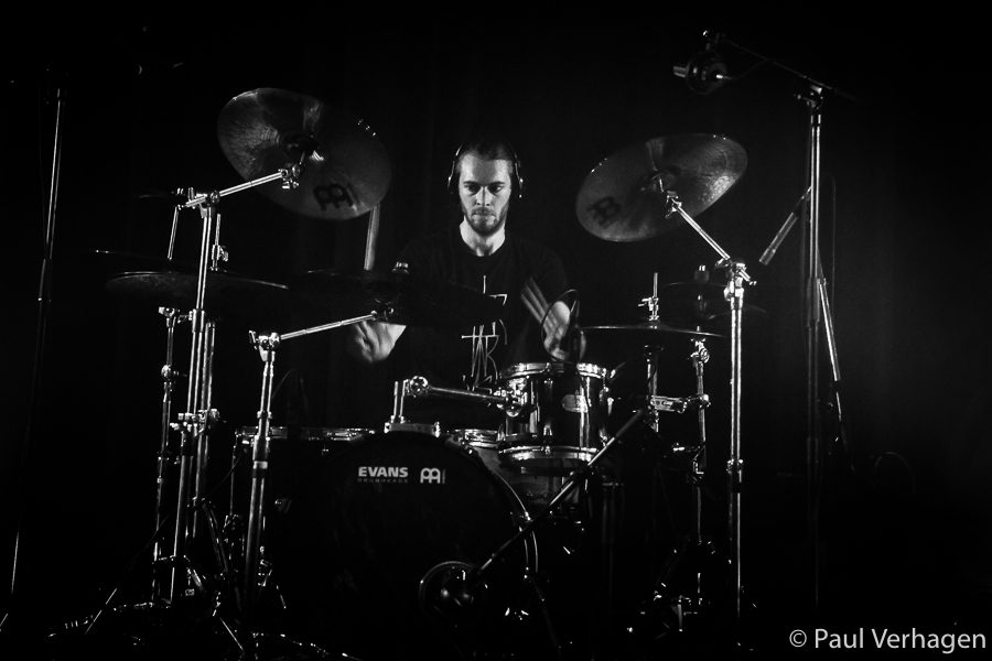 Ulsect op Soulcrusher Fest, foto Paul Verhagen