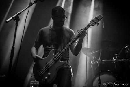 Usnea op Soulcrusher Fest, foto Paul Verhagen