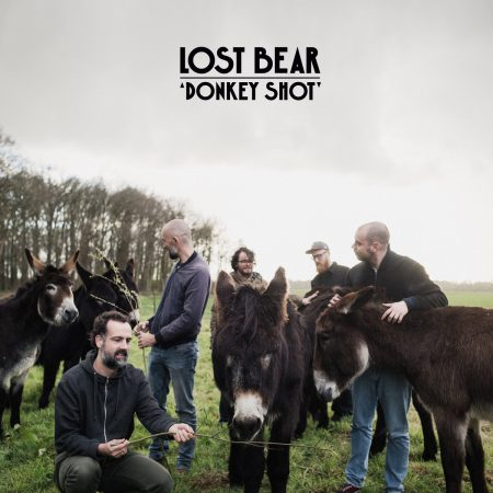Lost Bear - Donkey Shot, foto Nick Helderman