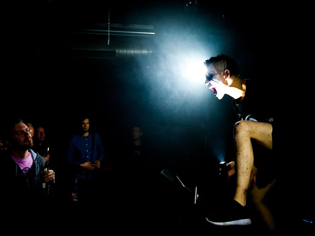 VMO op Le Guess Who?, foto Roy Wolters