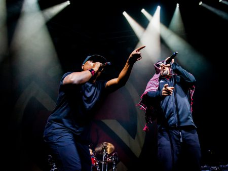Prophets of Rage in 013, foto Roy Wolters