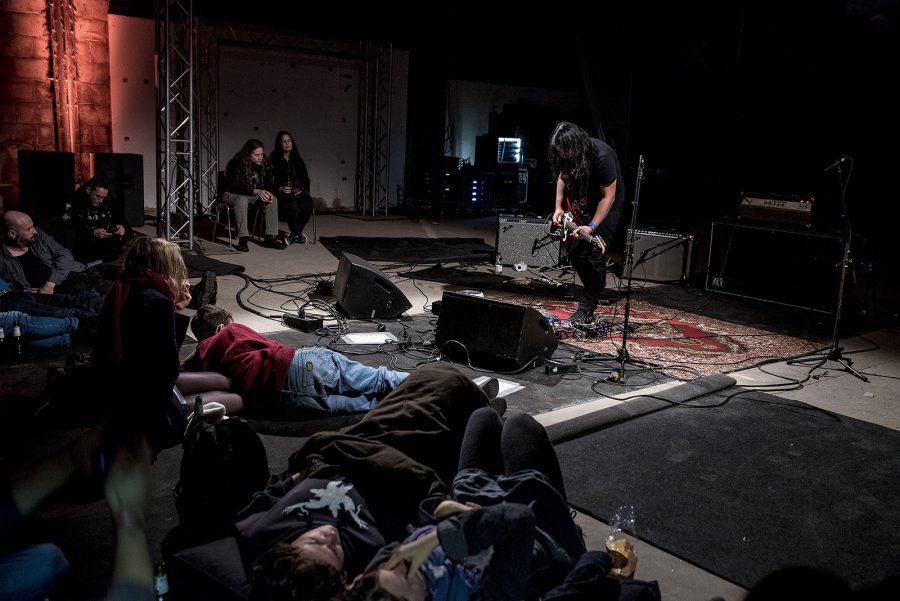 12 hour dronefest @ LGW17 - Tim van Veen