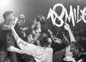 18 Miles met hardcore manifest over worsteling millennial-generatie