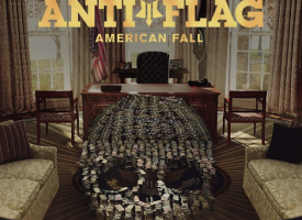 Albumreview: Anti-Flag opvallend ongeïnspireerd op American Fall