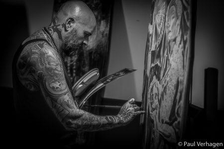Helldorado, foto Paul Verhagen