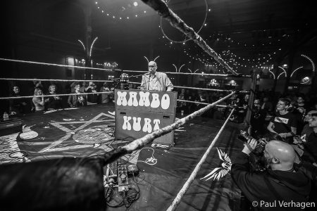 Mambo Kurt op Helldorado, foto Paul Verhagen