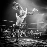 The Rock 'n Roll Wrestling Bash op Helldorado, foto Paul Verhagen