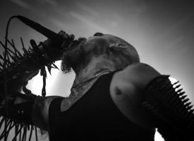In 1 Beeld: Gorgoroth in Dynamo, Eindhoven