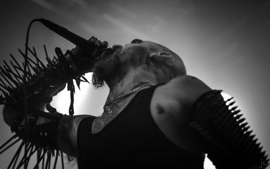 Gorgoroth in Dynamo, foto Justina Segers