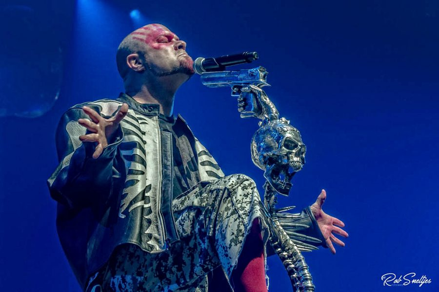 Five Finger Death Punch in AFAS Live, foto Rob Sneltjes