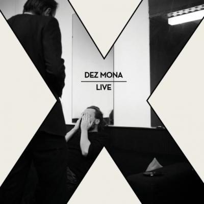 Dez Mona - X (live), 2014, foto Tom Roelofs