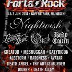 FortaRock 2018 Announce #4 NL