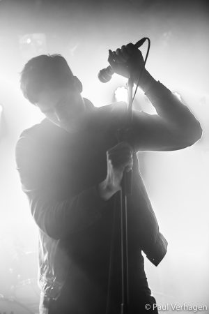 Verwoed op Eindhoven Metal Meeting, foto Paul Verhagen