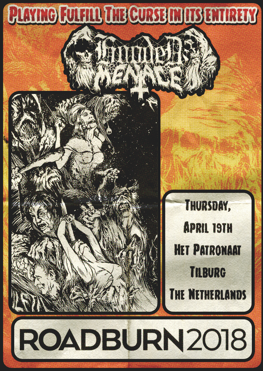 Hooded Menace Roadburn