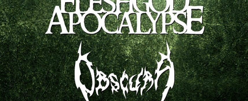 Line-up Amsterdam Metalfest IV met Fleshgod Apocalypse, Obscura, The Charm The Fury