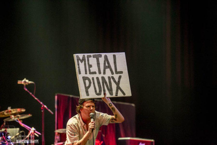 Insanity Alert op Persistence Tour, foto Rob Sneltjes